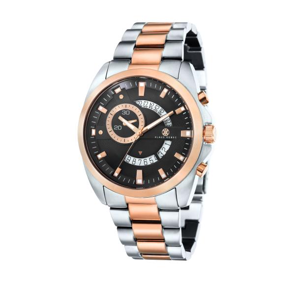 Mens Rose GOld Designer Watch KK-20009-44